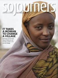 Sojourners Magazine January 2010