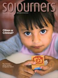 Sojourners Magazine March 2010