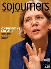 Sojourners Magazine April 2010