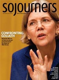 Sojourners Magazine April 2010