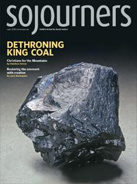 Sojourners Magazine June 2010