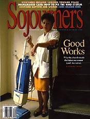 Sojourners Magazine September-October 1998