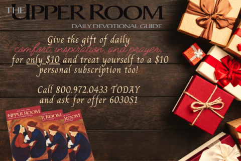The Upper Room Devotional