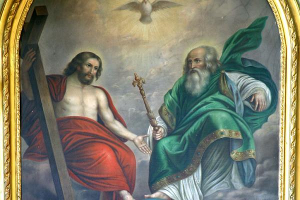 Some Thoughts on the Holy Trinity | Sojourners