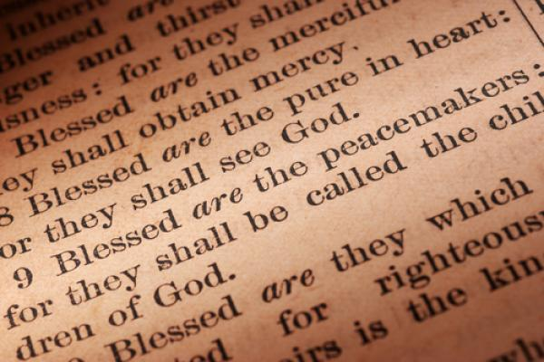 why are the beatitudes important