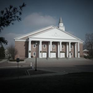 Edman Chapel at Wheaton College