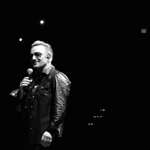 Bono on the #U21e tour in Arizona on May 23, by aliza sherman on Flickr.com