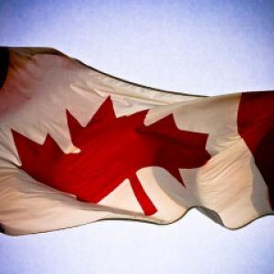 Canadian flag image courtesy Alex Indigo via Flickr (http://flic.kr/p/4eDBug)