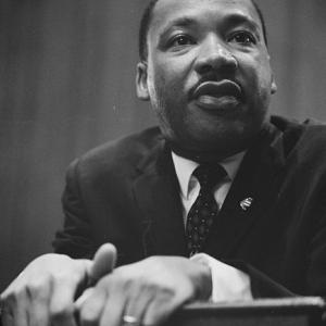 Dr. Martin Luther King, Jr., in 1964. Via Wiki Commons http://bit.ly/zBt6dr