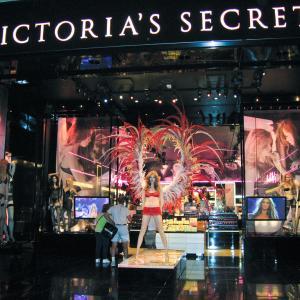 Victoria's Secret storefront. By Samantha Marx, via Flickr.com