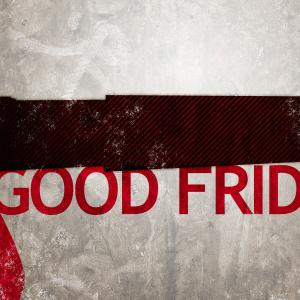 Good Friday illustration, by Joshua Pomeroy / CreationSwap.com