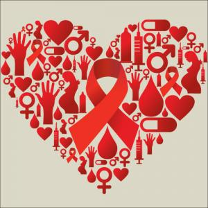 HIV / AIDS icon illustration, Cienpies Design / Shutterstock.com