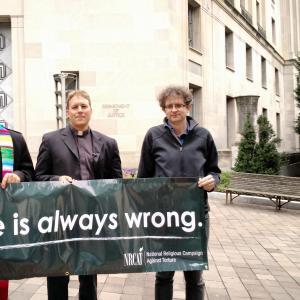 Photo via National Religious Campaign Against Torture