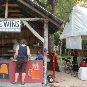 Love Wins Ministries at the Wild Goose Festival. Photo by Cathleen Falsani.