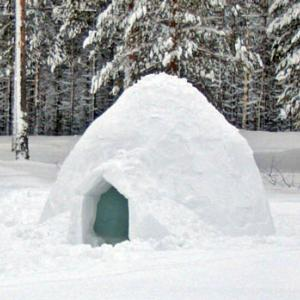Via Wiki Commons  http://upload.wikimedia.org/wikipedia/commons/9/99/Igloo_outsi