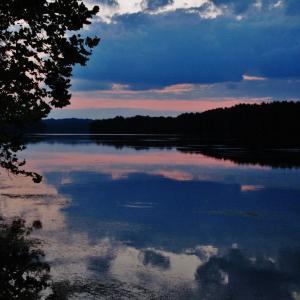 Loch Raven Reservoir, Timonium. Photo by Melissa Otterbein
