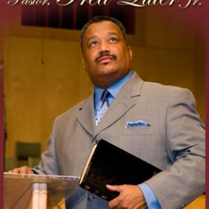 The Rev. Fred Luter via Franklin Ave Church website, http://www.franklinabc.com.