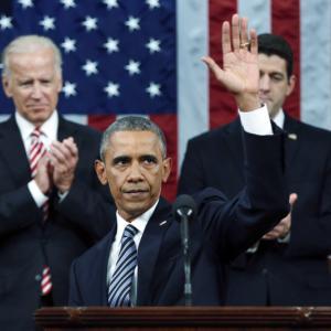 President Obama SOTU