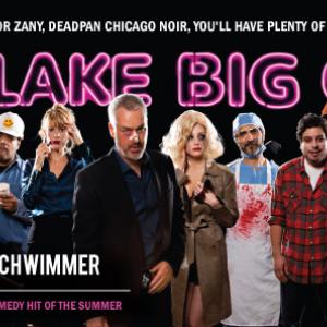 Big Lights Big City promotional poster