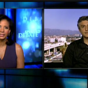 Reza Aslan on Fox News