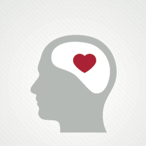 Heart and mind. Vector image courtesy frikota/shutterstock.com