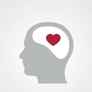 Heart and mind. Vector image courtesy frikota/shutterstock.com