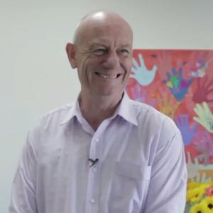 CEO World Vision Australia Rev. Tim Costello.