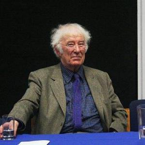 Irish poet Seamus Heaney By Sean O'Connor [Public domain], via Wikimedia Commons