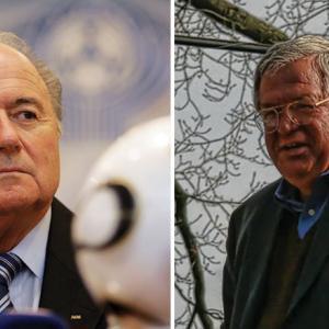 Sepp Blatter & Dennis Hastert