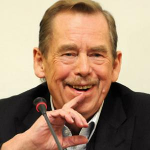 Václav Havel  Prague 2009. Via Via http://bit.ly/tTEMqp