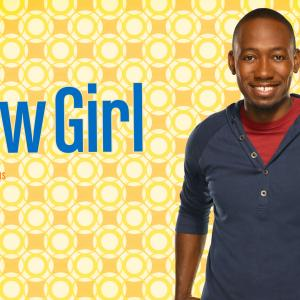 'New Girl' poster featuring Winston. Image via FOX.
