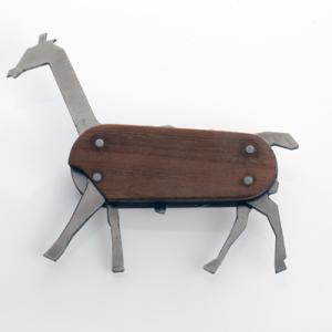 Animal Pocket Knife. Design by David Suhami via Yanko Design