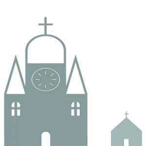 Churches vector,  Baobaby Studio / Shutterstock.com
