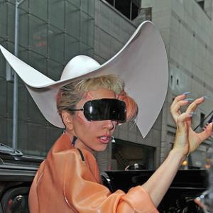 Lady Gaga. Image via http://bit.ly/AjdhWA