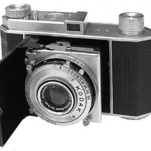 Kodak camera. Image via http://www.wylio.com/credits/Flickr/2992854214