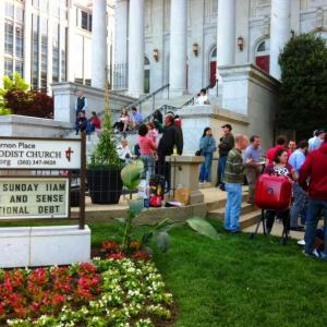 Photo via Mount Vernon Place UMC / RNS