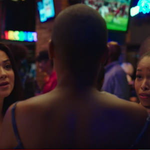 Nappily Ever After / Netflix
