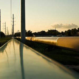 Oil pipeline in Jefferson County, Texas. Via Wylio http://bit.ly/wslb1w