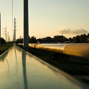 Oil pipeline in Jefferson Co, Texas. Via Wylio http://bit.ly/wslb1w