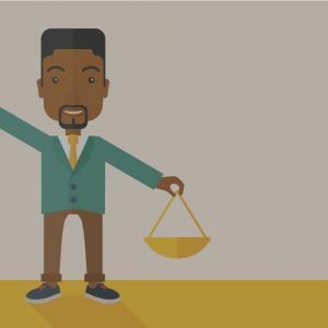 morality judgment illustration