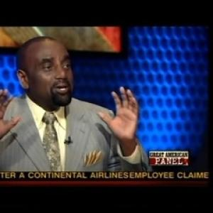 Screenshot of Peterson during one of his numerous appearances on FOXNewsChannel.