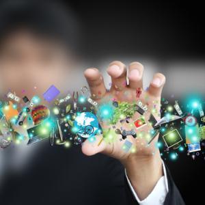 Technology illustration, Adchariyaphoto / Shutterstock.com