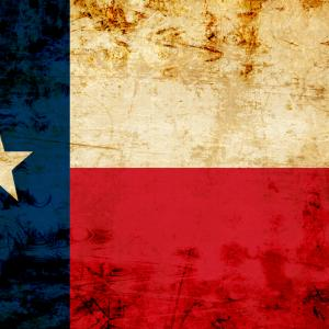 Texas flag. Photo via argus / Shutterstock.com