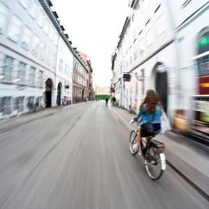Girl riding a bike, Michal Durinik / Shutterstock.com