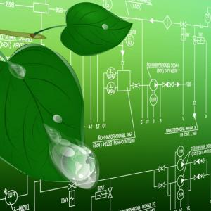 Environmental blueprint. Image via Moon Light PhotoStudio/shutterstock.com