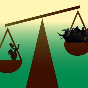 Social disparity, durantelallera / Shutterstock.com