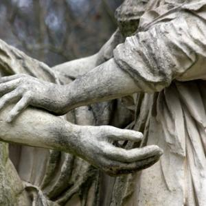 Antique statues, neko92vl / Shutterstock.com