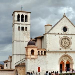 The Basilica of St. Francis of Assisi, Italy, maurizio / Shutterstock.com
