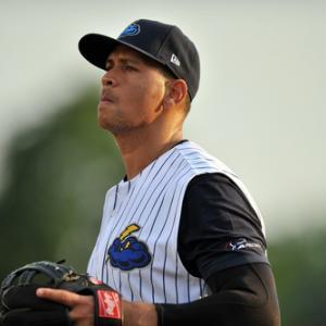 Alex Rodriguez in Trenton, N.J., Aspen Photo / Shutterstock.com