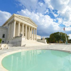 The United States Supreme Court. Image courtesy Orhan Cam/shutterstock.com.